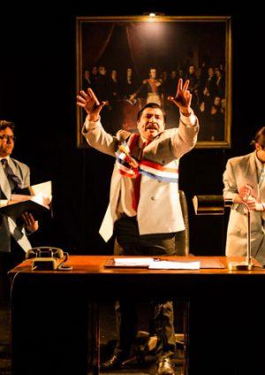 La sátira política aterriza en el Teatro Nacional Chileno con crítico montaje
