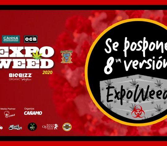 Pospone ExpoWeed