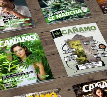 Revista Cáñamo Ediciones Digitales Gratis